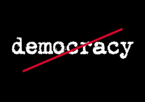 a view of democracy as a myth Myth 3: there is a process of democratisation wrong as soon as the arab spring era streets protests lost momentum—partly due to savage police repression —democratisation was put into reverse .